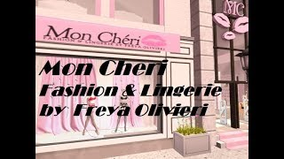 Second Life Mon Cheri Fashion and Lingerie by Freya