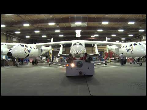 Virgin Galactic commercial journey into space