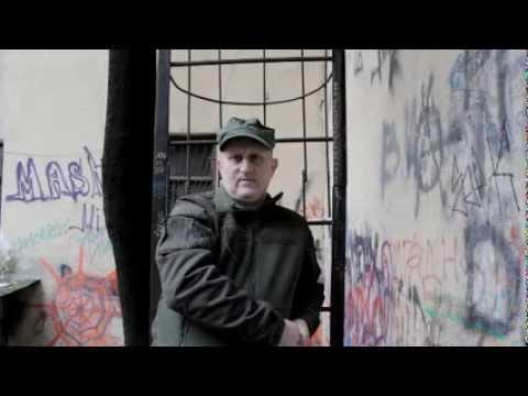 Сергей Фирсов в фильме Владимира Козлова о сибирском панк-роке 80-х