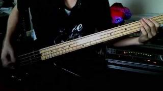 Bass  Helloween  March Of Time  Cover
