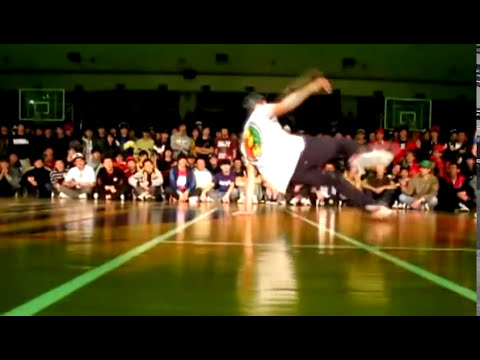 BBoy KID DAVID Renegades 2010 Trailer