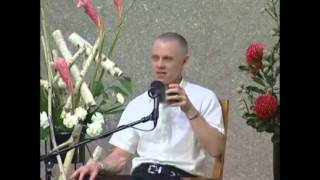 The Deeper Meaning of the Middle Way ~ Adyashanti  - Part 2/2