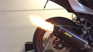 Ninja 300 Exhaust Comparison