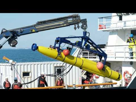 DARPA to Test 'Submarine' Drone That Takes Off from the Ocean