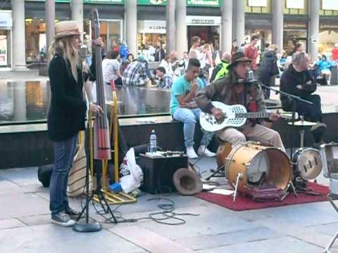 GeeGee Kettel&Soluna Samay - San Francisco Bay Blues (Jesse Fuller)
