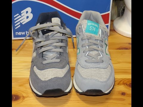 New Balance 574 Pennant Pack Sneakers
