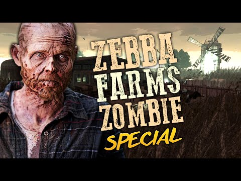 ZEBBA FARMS ZOMBIE SPECIAL ★ Call of Duty Zombies Mod Zombie Games