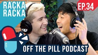 RackaRacka's $130K YouTube Video (Ft. Danny Philippou) - Off The Pill Podcast #34