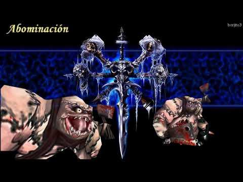 Warcraft 3 Unidades - Muertos vivientes (facción) - Frases Español