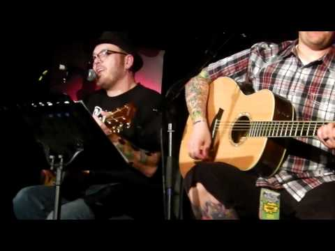 Ohio (Come Back To Texas) - Bowling for Soup - Acoustic Night Glasgow 2012
