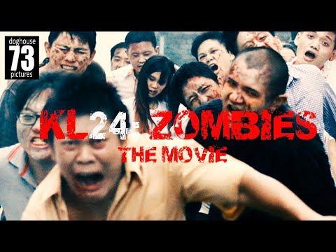 KL24. Zombies Movie by James Lee. Gavin Yap & Shamaine Othman
