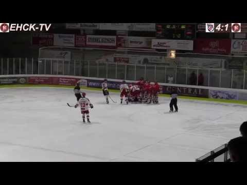 EC Peiting vs. EHC Klostersee (30.11.2014)