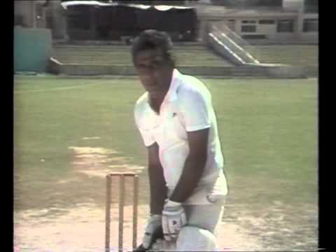 Zaheer Abbas 186 Vs India 2nd Test 1982 83 Karachi video