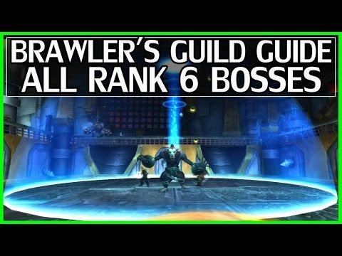 WoW Legion Brawler's Guild Guide All Rank 6 Bosses (Topps, Millie Watt, Carl, Ogrewatch)