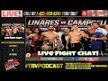 Jorge Linares vs. Luke Campbell Live Fight Chat