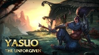 Yasuo: Champion Spotlight | Gameplay - League of Legends