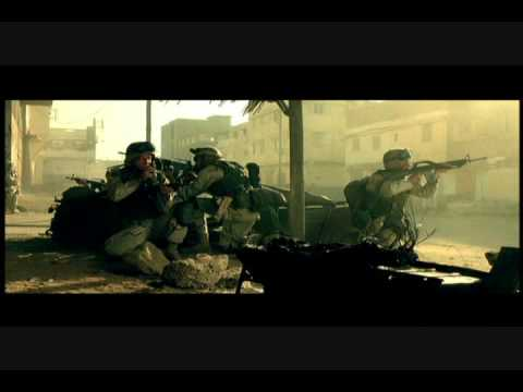 Black Hawk Down - Breaking Benjamin - Blow Me Away video