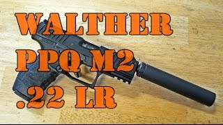 Walther PPQ M2 .22 lr Review