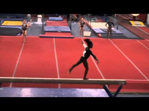 Simone Biles - Beam - American Classic July 2011