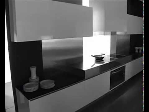 Cocina Modelo Gofrato Alto Brillo Family Kitchen