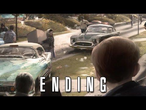 Fallout 4 ENDING - Walkthrough Gameplay Part 33 (PS4)