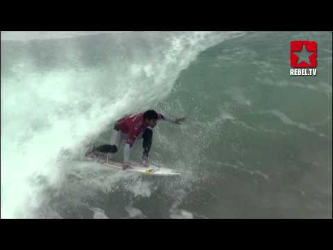 Surf - ASP Rip Curl Pro | Peniche - Portugal - on REBEL.TV