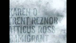 The Girl with the Dragon Tattoo Immigrant Song -- Karen O with Trent Reznor & Atticus Ross