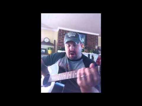 I Just Ain't Been Able- Hank Williams Jr. Cover by Faron Hamblin Day 4 of 365 days of Bocephus
