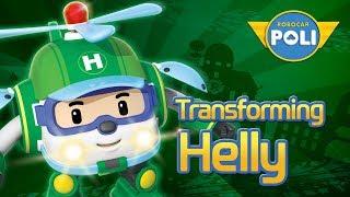 Transforming Helly | Robocar Poli Special Clips