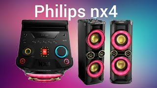 Philips nitro nx4 TEST...