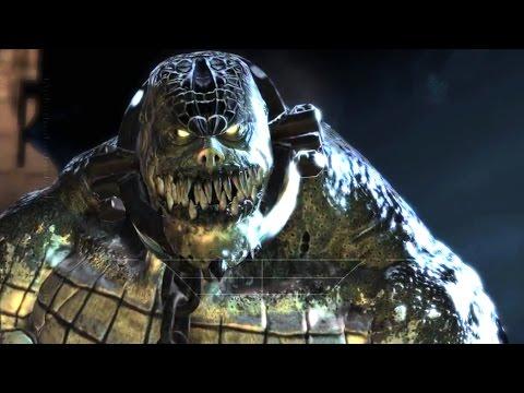 The Killer Croc Story (Arkham Series)