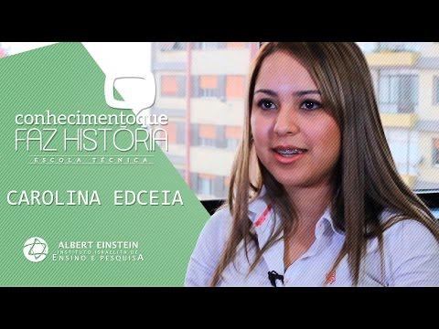 Vídeo - Conhecimento que faz História - Carolina Edceia