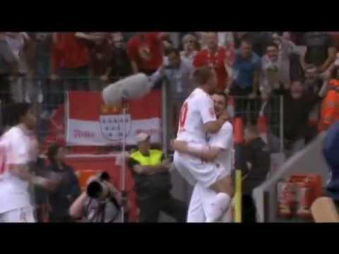 FC- KÖLN der letzte kölsche Jung (Lukas Podolski) guba amateur goodbye