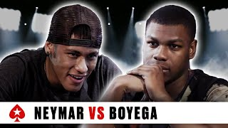 PokerStars Duel: Neymar Jr. Vs. John Boyega - Part 1