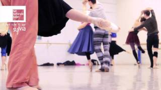 Sylvia by John Neumeier (another rehearsal episode)