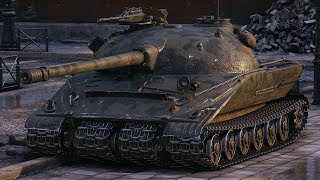 World of Tanks Object 279 (e) - 8 Kills 10,9K Damage