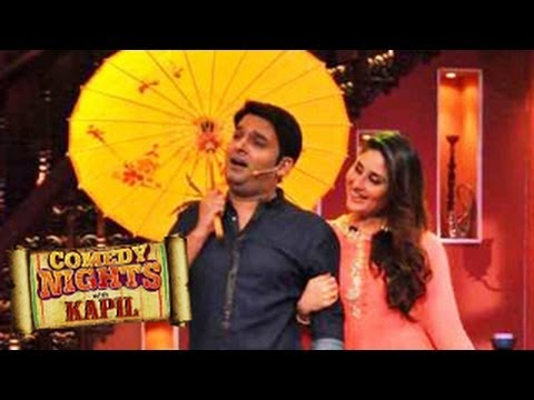 Comedy Nights with Kapil KAREENA SPECIAL in Comedy Nights with Kapil 24th November 2013 FULL EPISODE