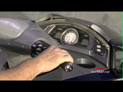 Yamaha FX Cruiser 2010 Wave Runner Reviews- by BoatTest.com