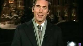 DAVID MUIR, World News Saturday, January 2008