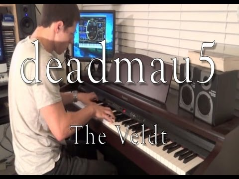 Deadmau5 - The Veldt (Evan Duffy Piano Cover)
