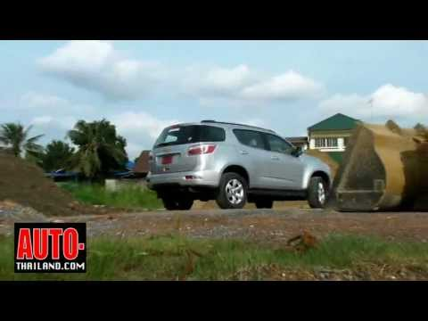 Testdrive Chevrolet Trailblazer 2.8LTZ1 4WD Music Videos