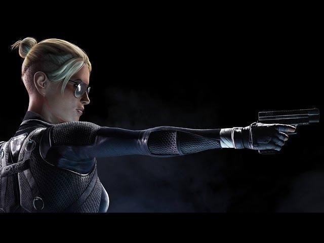 Mortal Kombat X: Cassie Cage's Variations