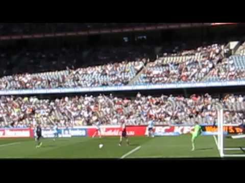 Alessandro Del Piero Goal - Melbourne Victory 0-5 Sydney FC 26/01/14