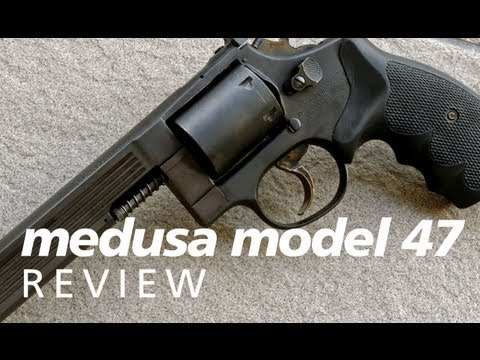 Quickies - A brief review of the Phillips & Rodgers Medusa Model 47