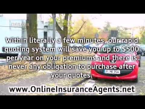 Low Cost Auto Insurance California-Save $300-$500 per Year
