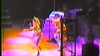madonna : holiday : virgin tour live in dallas 03/05/1985 :