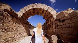 ANCIENT OLYMPIA - Origin of Sports