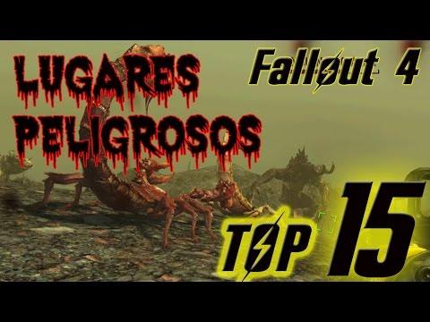 Fallout 4 | Top 15 lugares mas peligrosos