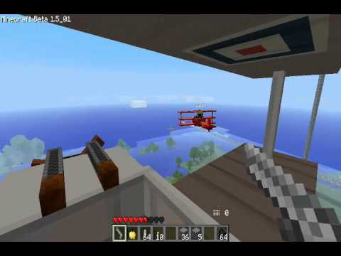 Minecraft Planes Dogfight 2 - The Battle of Britain