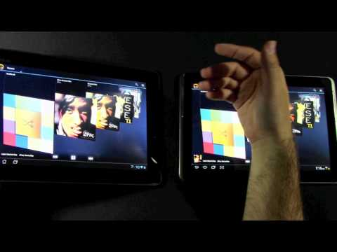 Comparison - Samsung Galaxy Tab 2 (10.1) vs Asus Transformer Pad 300